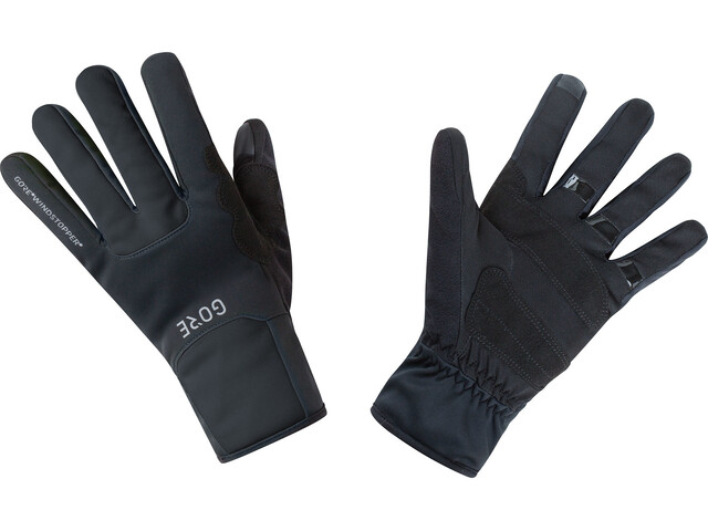 GORE WEAR M Gore Windstopper Thermo Gloves black